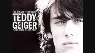 Teddy Geiger Tomorrow Never Comes