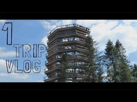 1. DEŇ - TRIP VLOG