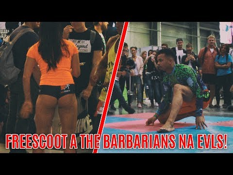 FREESCOOT S THE BARBARIANS NA EVLS!