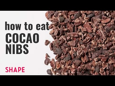 How to Eat: Cacao Nibs | Shape