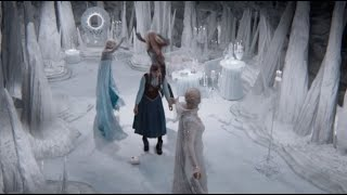 OUAT - 4x10 'I need to reverse this' (Pt. 1) [Emma, Elsa, Anna & Snow Queen]