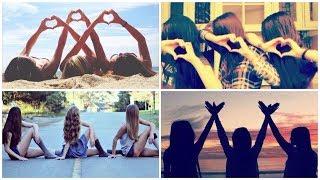 Friendship Goal || Hidden Face Selfiee Ideas / Dpz Poses With Bestie Hidden Face...