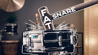 Ep. 6 How to Get a Fat Snare Sound