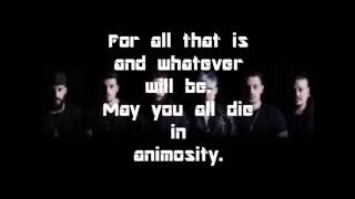 Abandon All Ships - Bro My God (LYRICS)