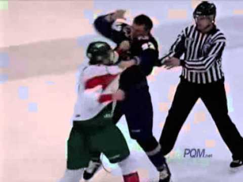 Stefan Fournier vs. Sawyer Hannay