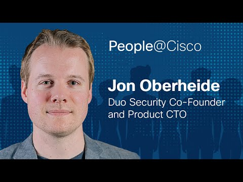People@Cisco: Jon Oberheide