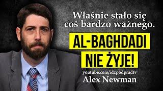 Właśnie stało się coś bardzo ważnego. Al-Baghdadi nie żyje!