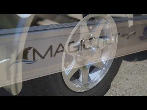 2019 Magic Tilt BLAZER BAY 2170 08 CA2030W G14C in Kenner, Louisiana - Video 1