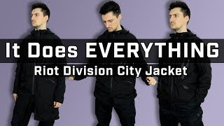 Affordable Techwear Ep.4: Riot Division City Jacket REVIEW