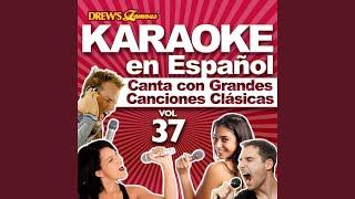 Aunque Me Cueste La Vida (Karaoke Version)