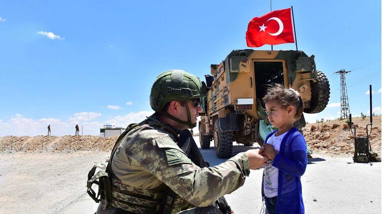 """Barış Pınarı Harekâtını Desteklememek Bir Yana """"Ama"""" İle Başlayan Cümlelerle Desteklemek Bile Vatan Hainliğiyle Eşdeğerdir!"""