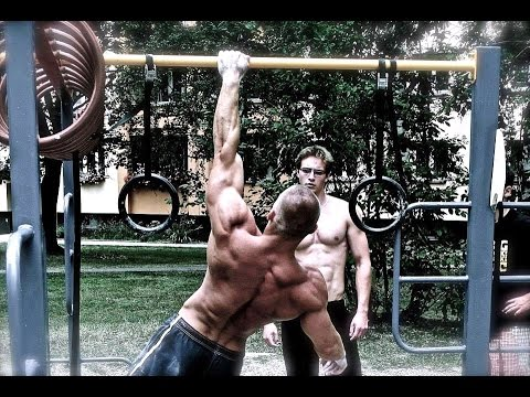 Street Workout Motivation i-SPORT видео
