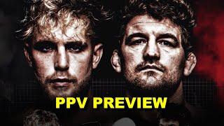 Jake Paul vs Ben Askren [LIVE] PPV Preview