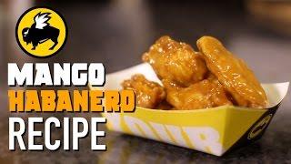 DIY Mango Habanero Wings