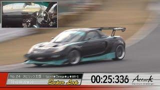 Attack 2014(アタック筑波)1221「スピリッツ太郎:Spirit★Ωmega★μ★MR-S」