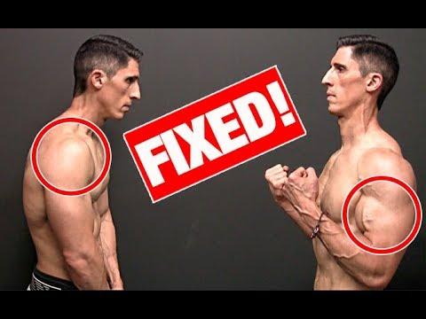 Slumped Posture (NO) Bigger Biceps (YES!!)