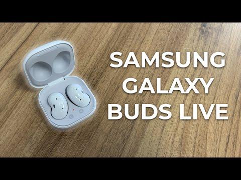 Наушники SAMSUNG Galaxy Buds Live SM-R180 черный
