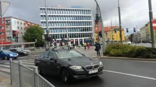 Щецин выходной гуляю по городу