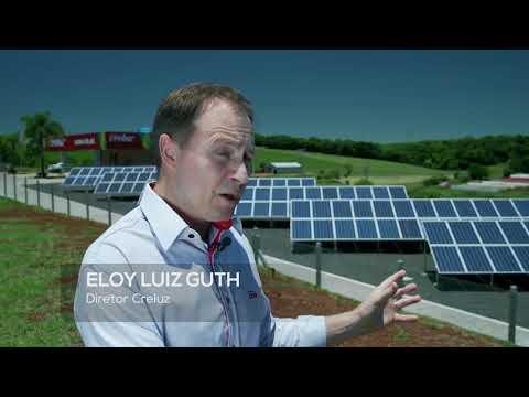 Usina Fotovoltaica da Creluz - Boa Vista das Missões