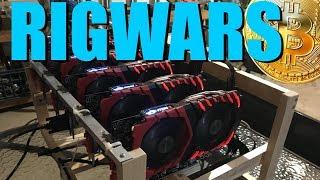 Mining Rig Wars 21: GPU Supply Low