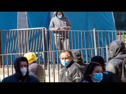 ΗΠΑ – COVID-19: 600 νεκροί, αλλά ο Τραμπ προαναγγέλλει άρση των περιορισμών…