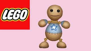 How to Build Lego Buddy from the Kick The Buddy