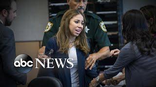 Dalia Dippolito accused of plotting prison break by drone