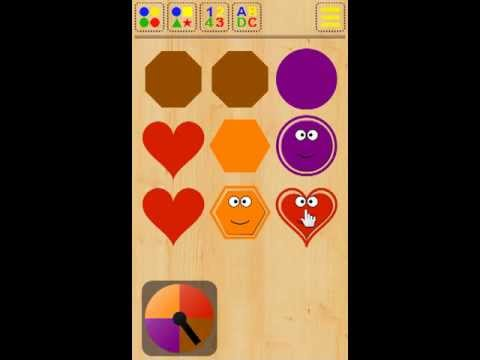 Video of Toddler Bingo Games