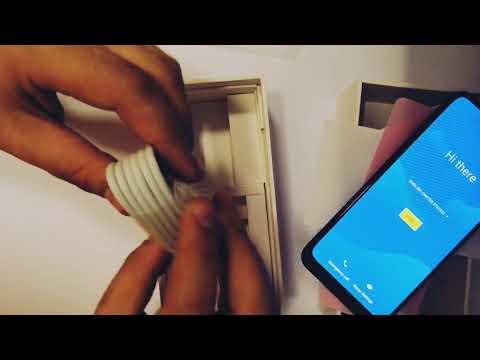 Xiaomi MI A3 - UNPACKING