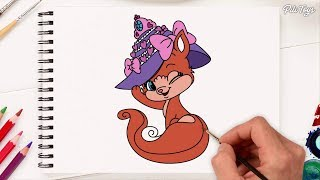 Whisker Haven Coloring Pages Treasure How to Draw and Learn Colors With Whisker Haven Tales Coloring