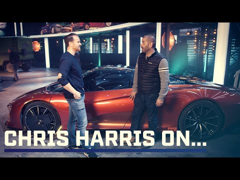 "Chris Harris on the McLaren Speedtail: ""Keep your Senna have this"" 