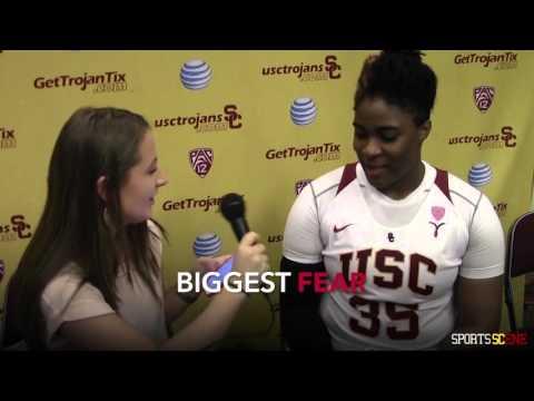 Ask An Athlete: USC Womens Basketball's Kristen Simon