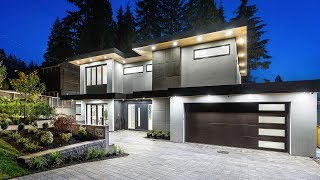 Perfectly Designed North Vancouver Dream Home | Luxury Living