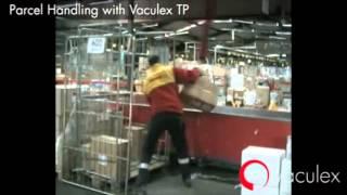 Fast, Safe Parcel Handling with Vaculex TP