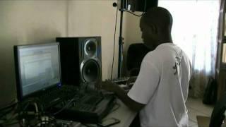 The making of Mono T.ft. Lando - I wonder(Keys Snow Remix).mov