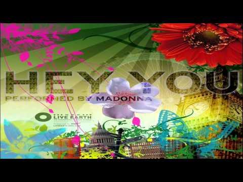 Madonna - Hey You (Acoustic Guitar Demo)