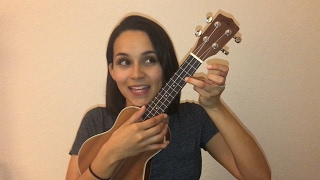 Miley Cyrus - Malibu (UKULELE TUTORIAL)