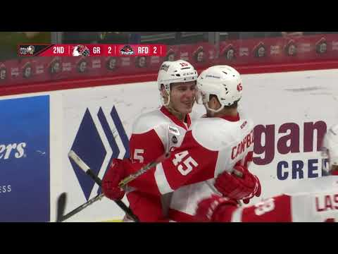IceHogs vs. Griffins | Dec. 14, 2018