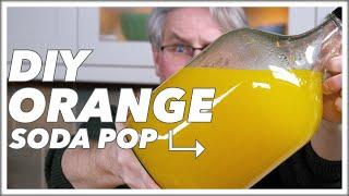 🔵 1938 Depression Era Orange Ade Recipe