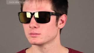 Oakley Holbrook 24K Irirdium Sunglasses   Sunglasses Review   VisonDirectAU