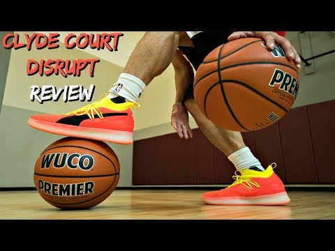 Puma Clyde Court Disrupt Performance Review!