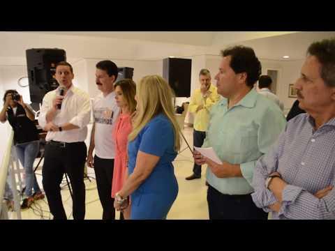 8º Encontro de prefeitos e lideranças politícas no Espaço Castelo em Bofete SP   24 11 2017