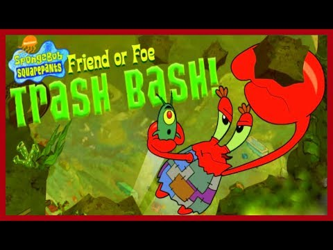 Spongebob online flash game - spongebob squarepants crazy
