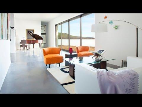 Interior Design / 21 Modern Concrete Floors