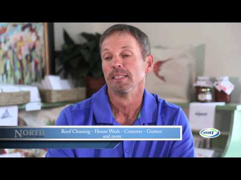 NORTH OF THE BROAD | Sea Spray Exterior Cleaning | 11-9-2015 | Only on WHHI-TV