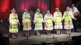 Пеледыш пайрем 2016 - Медведево.  Ансамбль Мур пеледыш