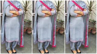 Top 20 Latest Punjabi Suit Designs || Trendy Stylish Punjabi Suit Collection