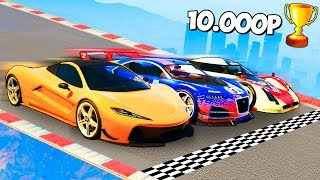 ПЕРВЫЙ КТО ФИНИШИРУЕТ ПОЛУЧАЕТ 10.000 РУБЛЕЙ В GTA 5 ONLINE