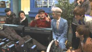 Making Of GD&TOP Don't Go Home MV