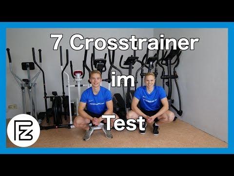 7 Ellipsen und Crosstrainer im Test und Vergleich - Welcher ist der beste Crosstrainer?